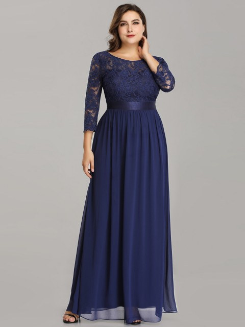 Elegant Empire Waist